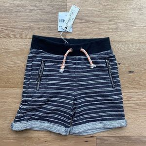 Sovereign Code Kids | baby striped shorts